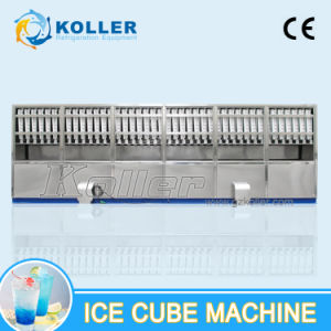 Large Commercial Cube Ice Maker Plant (10tons/day) pictures & photos