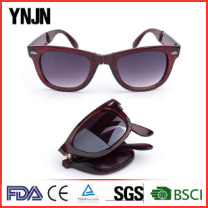 High Quality Custom Your Own Logo Unisex Sunglasses Folding (YJ-AQ0287) pictures & photos