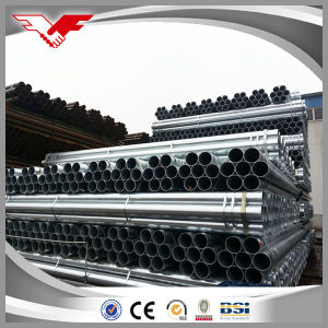 Ms Galvanized Steel Pipe Galvanized Hollow Section Galvanized Steel Price Per Kg pictures & photos