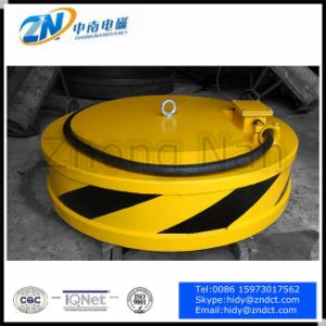 High Quality Steel Scrap Lifting Magnet MW5-90L/1 pictures & photos