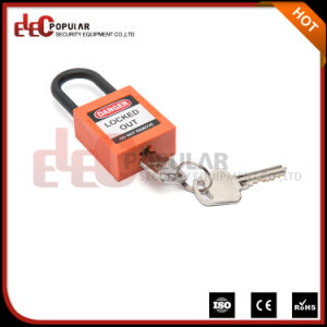 Elecpopular Wholesale Promotional Products 38mm Waterproof Safety Lockout Nylon Padlock pictures & photos