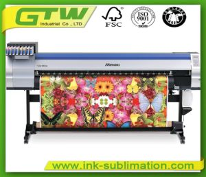 Mimaki Ts34-1800A High Speed Digital Printer for Sublimation Continuous Printing pictures & photos