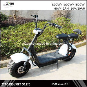 2017 OEM 50 - 100km Range Per Charge 1200W Motor 72V20ah Battery City Coco pictures & photos