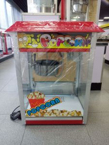 Popper Popcorn Maker Commercial Popcorn Machine with Cart pictures & photos