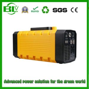 100ah UPS Battery Pack for Backup Power Supply DC 5V/12V AC Converter and Radiator pictures & photos