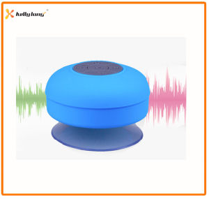 Popular Mini Portable Waterproof Bathroom Sucker Wireless Stereo Bluetooth Speaker pictures & photos