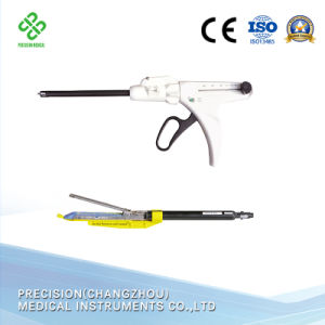 Disposable Laparoscopic Surgical Instruments Linear Cutter Stapler