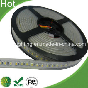 2017 New Flexible Single Row LED Strip 3528 240LEDs/M DC24V pictures & photos