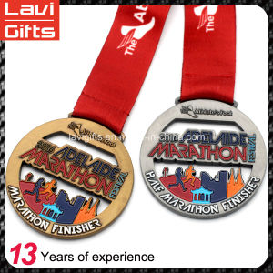 New Design High Quality Custom Metal Finisher Sport Medals pictures & photos