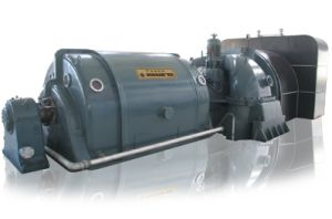 Citic 1MW Back Pressure Steam Turbine with Biomass Boiler pictures & photos