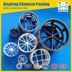 Pall Ring (PP, PE, PVC, CPVC, PVDF, PTFE, PFA, FEP) pictures & photos