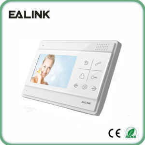 4.3 Inch Handfree Video Door Phone Monitor