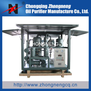 Series Zyd Double-Stage Vacuum Transformer Oil Purification Plant pictures & photos