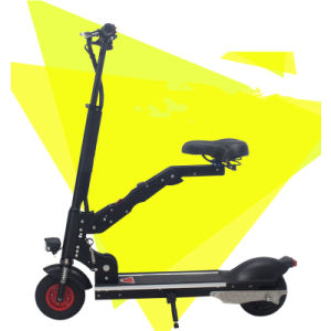 New Design Foldable Electric Mobility Scooter 2 Wheels Electric Bicycle for Sale pictures & photos