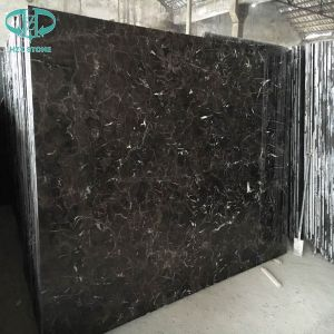 Dark Emperador Tile, Dark Marble, Chinese Marble, Stone Tile pictures & photos