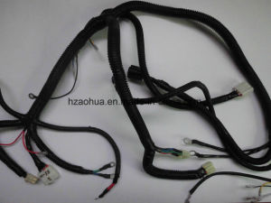 Snow Creanning Wire Harness, Harness Loom pictures & photos