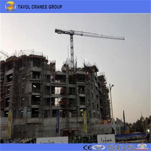 Best China Construction Flat Top Tower Crane pictures & photos