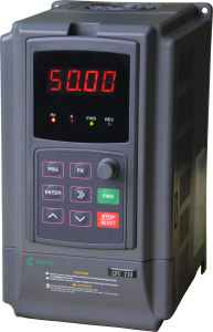 Three-Phase 55kw Current Vector Control Frequency Inverter pictures & photos