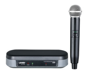 Ls-910 Professional UHF Single-Channel Wireless Microphone pictures & photos