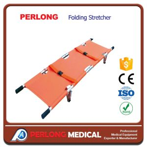 2017 Hot Selling Hospitai Furniture Folding Stretcher pictures & photos