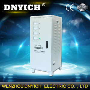 Single Phase and Three Phase 5000va-10kVA Generator Voltage Stabilizer for 240V pictures & photos