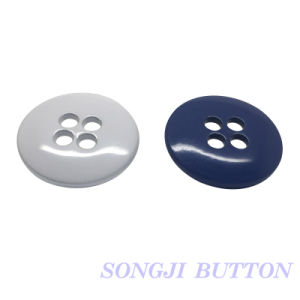 Alloy Metal Snap Button for Garment 4 Hole Alloy Button pictures & photos