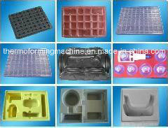 NF450 Full Automatic Plastic Blister Forming Machine pictures & photos