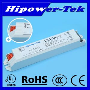 20W/30W/40W Constant Current Plastic Case Power Supply LED Driver pictures & photos