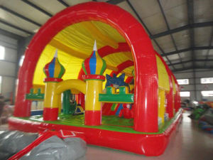 2017 New Launch Inflatable Bouncy Castle (HL-104) pictures & photos