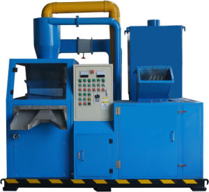 Automatic Scrap Cable Granulator & Separator