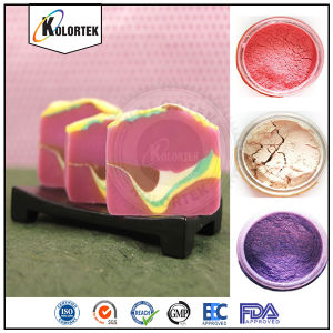 Dyes, Pigments and Colored Mica for Soap pictures & photos