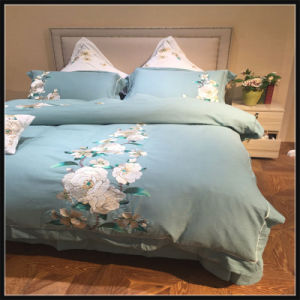 OEM Reasonable Cotton Hotel Bedding Comforter for Apartment pictures & photos
