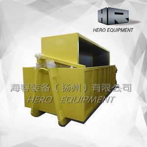 Stackable Hooklift Bin Roro Container pictures & photos