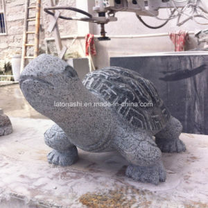 Granite Animal Rooster Sculpture for Decoration pictures & photos