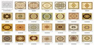 Foshan Ceramic Glazed Carpet Floor Tiles (BDJ80134) pictures & photos