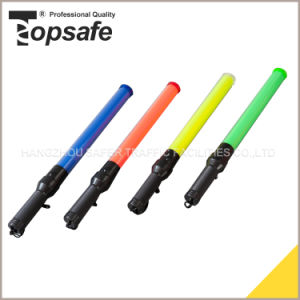 Plastic Police Warning Traffic Baton (S-1588) pictures & photos