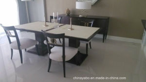 Modern Solid Wood Console with Drawers pictures & photos