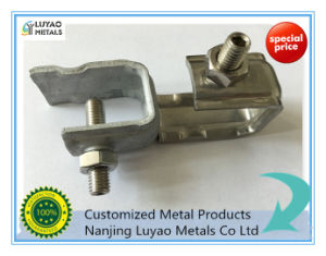 Investment Casting Wire Clamping with Carbon Steel pictures & photos