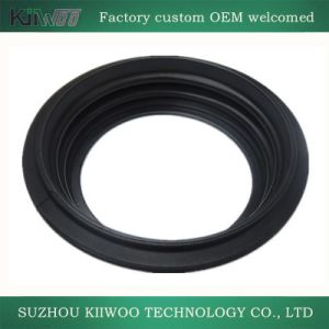 Customized Compression Molded Silicone Rubber Part pictures & photos