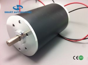 Dia. 76mm 3′′ High Speed DC Brushed Motor, Rated 10000rpm 250W pictures & photos