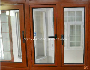 Anodizing 6000 Series Aluminum Extrusion Profile for Windows Doors pictures & photos