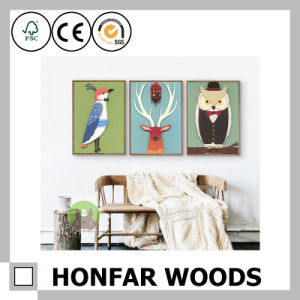 Deer Wall Art Canvas Prints for Home Decoration pictures & photos