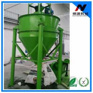 Rubber Powder Production Process/Waste Tire Recycling Plant pictures & photos