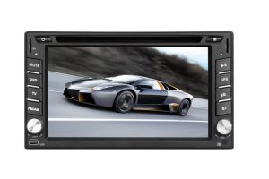 6.2 Inch Double DIN Car DVD Player 6202 pictures & photos