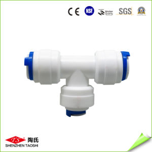 K604 3/8 Female Thread Elbow Quick Fitting for RO Purifier pictures & photos