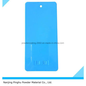 Blue/Red Powder Coating for Spare Parts with Anti-Corrosive Property pictures & photos