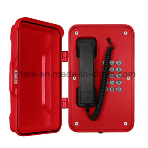 Weatherproof Wireless Phone, Tunnel Cordless Telephone, Heavy Duty SIP Phones pictures & photos