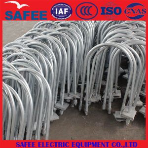 China Threaded Rod, U-Shaped Bolts (carbon steel zinc plated) pictures & photos