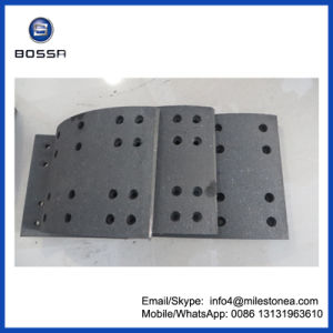 Brake Pads for Semi-Metal Brake Shoe Motorcycle Parts Auto Parts pictures & photos