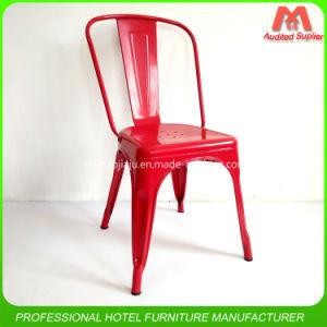 Wholesale Stackable Steel Metal Tolix Chair pictures & photos